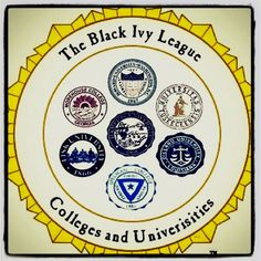 Of Couse, my beautiful HBCU is on here! Mother Tuskegee.