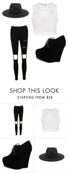 """""""Casually colorless"""" by rogue1290 ❤ liked on Polyvore featuring Ally Fashion, Forever Link and rag & bone"""