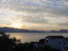 Lefkada: Culoarea dimineţii mediteraneene