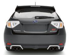 2012 Subaru WRX STI