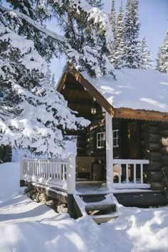 Ideas photography winter nature snow adventure for 2019 Winter Cabin, Winter Snow, Winter Time, In The Winter, Snow Cabin, Winter House, Canada Christmas, Winter Christmas, Canada Holiday