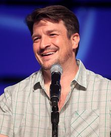 Fillion at the 2014 Phoenix Comicon
