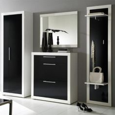Мебель для прихожей Dressing Table Design, Garage Entry, Hallway Furniture, Armoire, Entry Way Design, Wardrobe Design, Filing Cabinet, Modern Decor, House Design