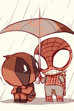 Spideypool100 by LKiKAi on DeviantArt
