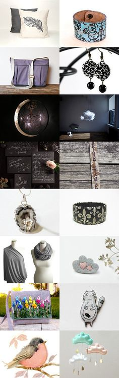 Grey by Judit on Etsy--Pinned with TreasuryPin.com