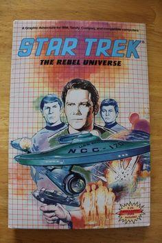 Star Trek The Rebel Universe Computer Game