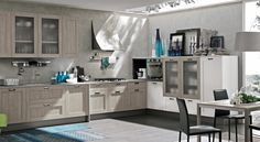 cucine moderne stosa - modello cucina city 07