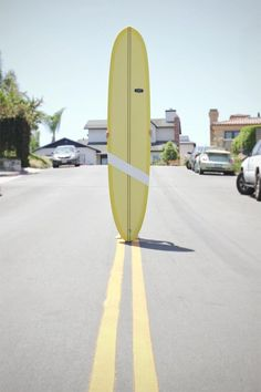 Almond Longboards. These things are pieces of art just as much as they are surfboards.