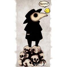 plague doctor... ~FrankiesBugs