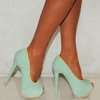 Cutest Heels EVER!!!!!!!!!!!!!!!!!!