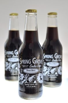Spring Grove Root Beer - this stuff is really good.  We actually have really liked almost every single flavor of Spring Grove soda that we've tried.  It's amazing and we are so excited to have constant access to it when we get back to Wisconsin.  MN makes some good root beers!