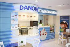 Danone Yoghourteria