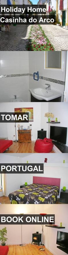 Hotel Holiday Home Casinha do Arco in Tomar, Portugal. For more information, photos, reviews and best prices please follow the link. #Portugal #Tomar #travel #vacation #hotel