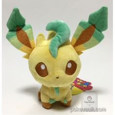 Image result for leafeon pokedoll