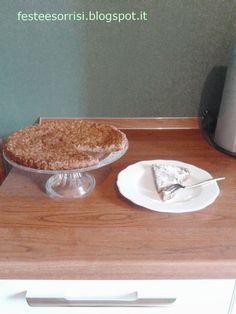 2 anni di Blog: torta ricotta e amaretti nella mia nuova cucina! | Feste e Sorrisi  #ricette  #festedicompleanno