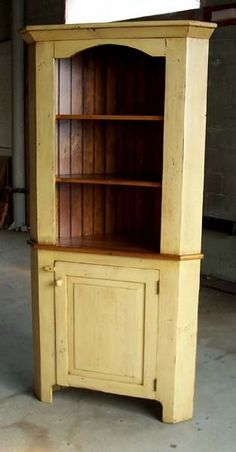 Yes!  Found the Corner Cupboard I want!