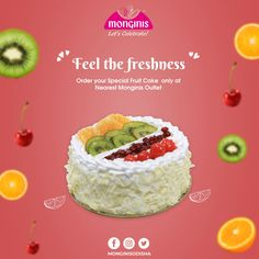 Order your special Fruit Cake only at the nearest Monginis outlet. Feel the freshness with Monginis & Celebrate #Everyday . . #fruitcake #cakesofinstagram #cakedesign #cake #deliciousfood #deliciouscake #celebration #cakeart #monginisodisha #yummyfood #yummycake #birthday #Order #Odisha Monginis Cake MONGINIS CAKE : PHOTO / CONTENTS  FROM  IN.PINTEREST.COM #RECIPES #EDUCRATSWEB