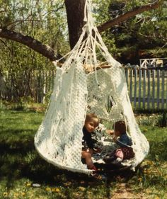 There is more than one way to hang a hammock.