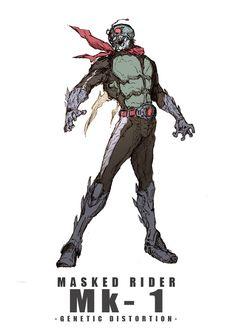 Rider 1 by zakkizaki