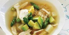 Colombian Chicken Soup | KitchenDaily.com