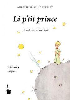 Minha Coleção do Pequeno Príncipe: Dialeto Wallon Liégeois
