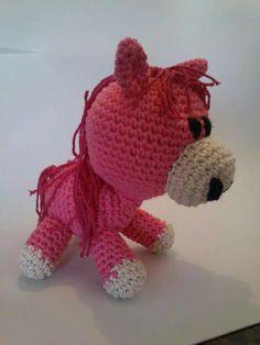 Caballito Rosa #AlanaCreaciones !