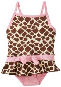 Giraffe swim suit
