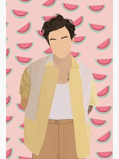 Harry Styles T Shirt, Harry Styles Poster, Harry Styles Cute, Harry Styles Pictures, Harry Edward Styles, Harry Styles Dibujo, Harry Styles Drawing, Mini Canvas Art, Harry Styles Wallpaper