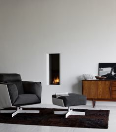 Piet Boon Fireplaces by TULP - B-fire 35 Piet Boon