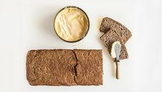 Pan de centeno y masa madre