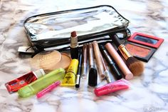 Be.You.tiful: The Makeup in my Handbag Right Now