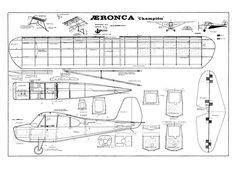 Aeronca Champion - plan thumbnail