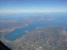 Παράλια Μικράς Ασίας Airplane View, Spaces