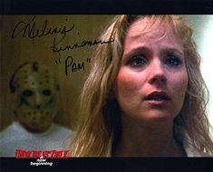Melanie Kinnaman Hand Signed 8x10 Photo Friday the 13th Part 5: A New Beginning Wheres Tommy? Origin @ niftywarehouse.com #NiftyWarehouse #Horror #Movies #FridayThe13th #Jason