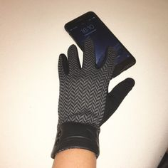 A personal favorite from my Etsy shop https://www.etsy.com/listing/257311222/touch-screen-gloves-for-women-with