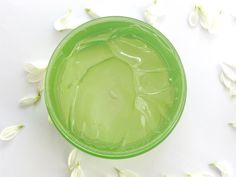 Nature republic: aloe vera gel - Getting Inspiration  #review #naturerepublic #aloevera #beauty #layering #korea