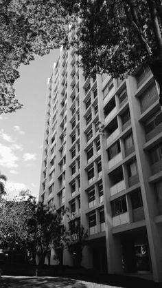 Edifício João Ramalho, bairro Perdizes. São Paulo.