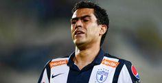 Neri Castillo castigado por el Club Pachuca por burlarse de Vergara al termino del encuentro