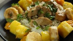 Riz Casimir Potato Salad, Wordpress, Pork, Potatoes, Ethnic Recipes, Sweet, Style, Coconut Milk, Glutenfree