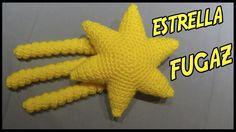 Estrella Fugaz a crochet
