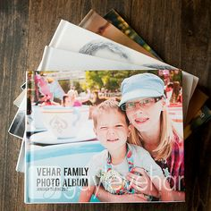 family year books [family gift for us, and versions for distance family members]
