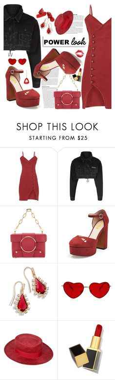 """""""Power Look"""" by fsjamazon ❤ liked on Polyvore featuring Off-White, Yuzefi, Chanel, Tom Ford, Roksanda, girlpower and powerlook"""