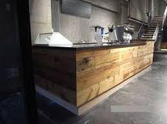 「caféカウンターデザイン」の画像検索結果