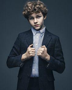 Levi Miller : dans le costume de Peter Pan   MilK - Le magazine de mode enfant