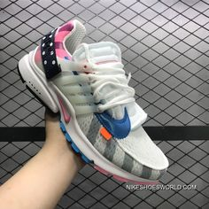 new style ceda2 f9e54 Men Parra OFF-WHITE X Nike Air Presto 2.0 Running Shoes SKU 29984-411 New  Year Deals