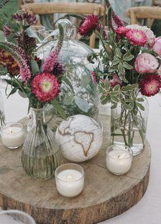 Planners, Wedding Planner, Glass Vase, Spain, Table Settings, Table Decorations, Vintage, Akira, Furniture