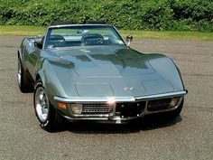 1971 Corvette Maintenance/restoration of old/vintage vehicles: the material for new cogs/casters/gears/pads could be cast polyamide which I (Cast polyamide) can produce. My contact: tatjana.alic@windowslive.com
