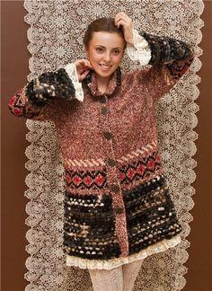 Пальто Irish Tweed