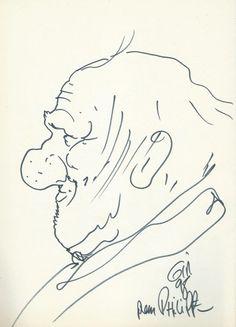Giraud Jean par Jean Giraud - Dédicace