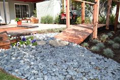 HGTV's Chris and Peyton Lambton reveal how to spend less time taking care of your yard and more time relaxing in it.